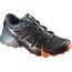 Salomon M's Speedcross Vario 2 Shoes Black(North Atlantic/Scarlet Ibis